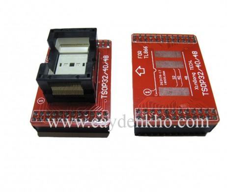 Adaptor tsop 32,40,48 dung cho mini pro