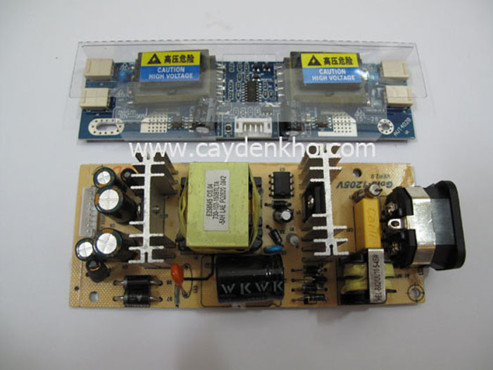 board nguon 12v, 5v