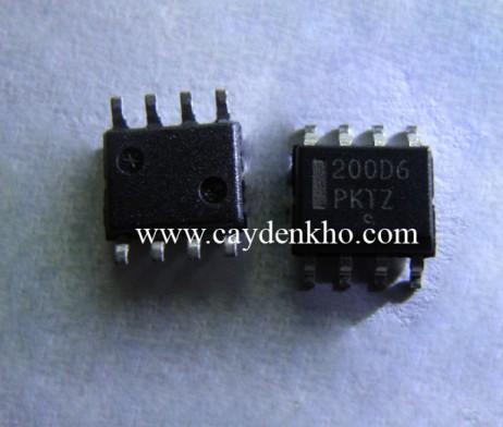 200D6 - NCP1200D6