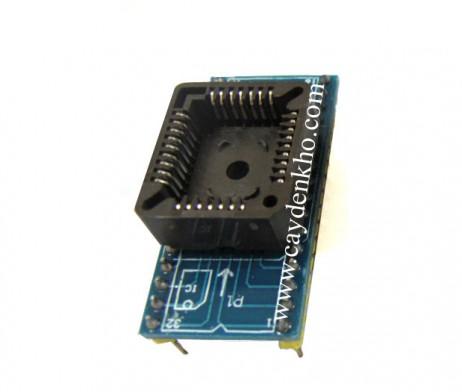 Adaptor PLCC32 cung