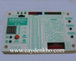 Bo phat tin hieu, test panel LCD