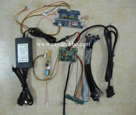 Bo test panel LCD 6820