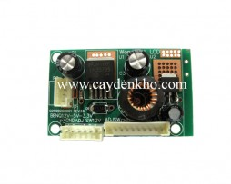 Board doi nguon xuong 3.3v va 5v