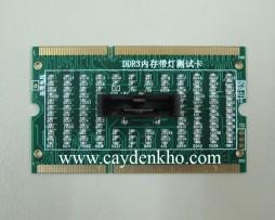 Test khe ram DDR3 Laptop