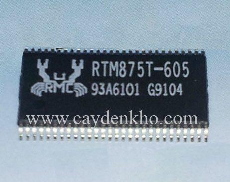 RTM875T-605
