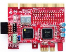 card-test-H61-Gigabyte